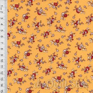 1930's Fabrics | Bouquet yellow [345L]