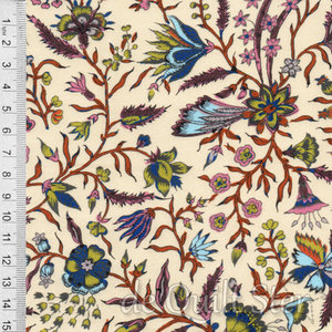 Antique Textiles Company | Chintz Provence Multi [4023]