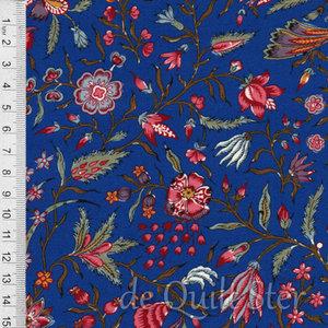 Antique Textiles Company   Chintz Provence Royal [4023]