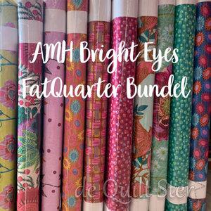 Bundel   Bright Eyes - FatQuarters