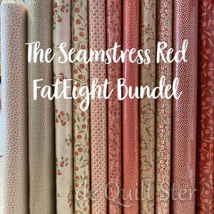 Bundel | The Seamstress Red - FatEights