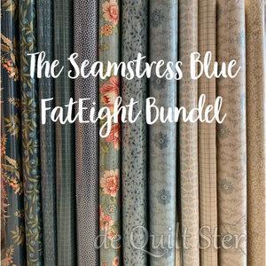 Bundel   The Seamstress Blue - FatEights