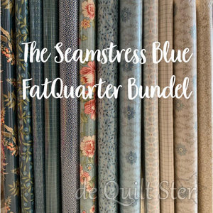 Bundel | The Seamstress Blue - FatQuarters