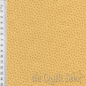 The Seamstress | Pins Mustard [9776Y]