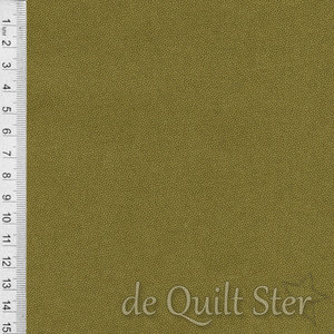 COUPON Dutch Heritage   Pindot Olive [1503O] 34x110cm