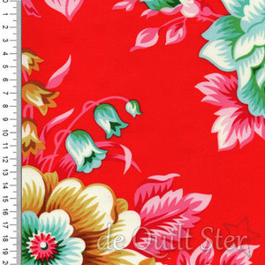 True Kisses | Big Flower Red [90361-26]