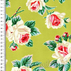 True Kisses | Sweet Roses Lime [90364-72]