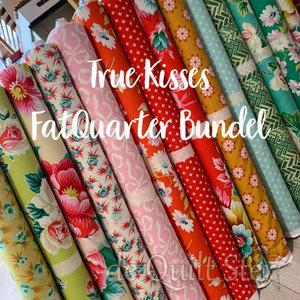 Bundel | True Kisses - FatQuarters