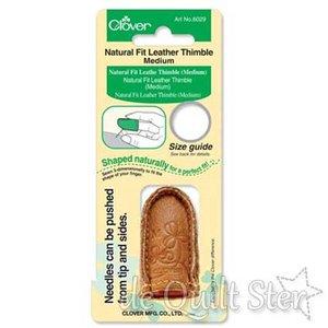 Clover Vingerhoed Leer - Large [6030]