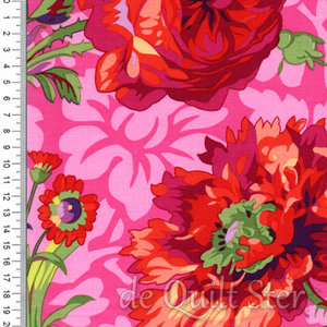 Kaffe Fassett Collective | Baroque Floral Red [PJ090]