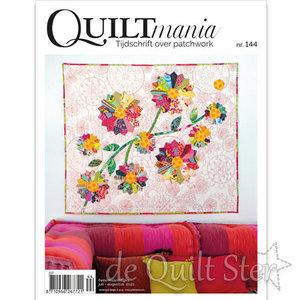 Quiltmania #144 juli/augustus 2021