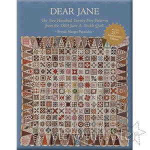 Brenda Manges Papadakis - Dear Jane *PRE-ORDER*