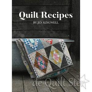 Jen Kingwell - Quilt Recipes *PRE-ORDER*