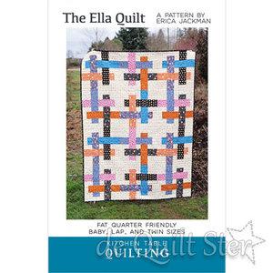 Erica Jackman | The Ella Quilt