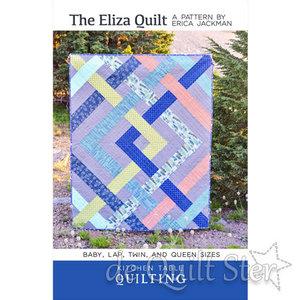 Erica Jackman | THe Eliza Quilt