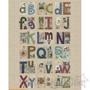 Alfabet ABC   Panel [41788P]