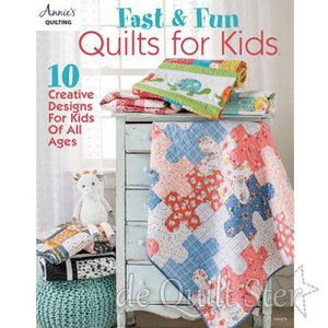 Annie's Quilting   Quilts for Kids