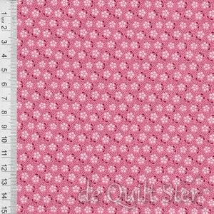 COUPON Tilda Meadow Basics   Rose [130081] 67x110cm