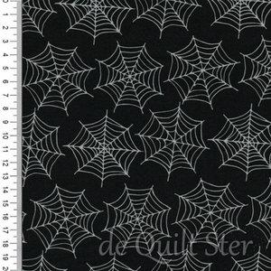 Holiday Essentials   Halloween Spinnenweb zwart [40732-12]