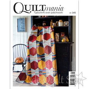 Quiltmania #145 september/oktober 2021