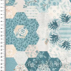 Bluebird | Cheater Grandmothers Flower [9849B]