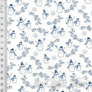 Crystal Lane   Snowmen [2982-18]