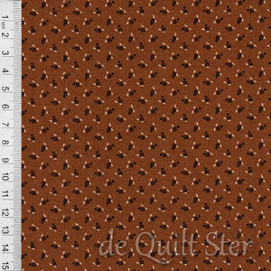 Trinkets 21   Square and Dots Cocoa [9827N]