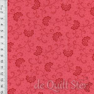 Trinkets 21   Floral Lace Rose [9821E]
