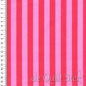 COUPON All Stars | Tent Stripe Poppy [TP069] 51x110cm